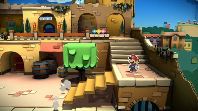 Paper Mario: Color Splash - Immagine 3