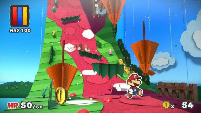 Paper Mario: Color Splash - Immagine 4