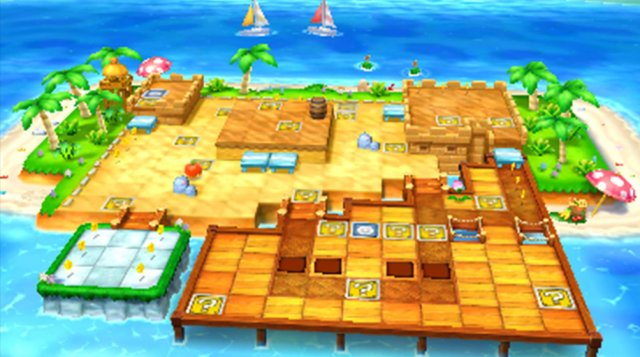 Mario Party: Star Rush - Immagine 1
