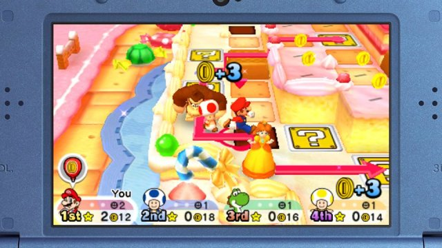 Mario Party: Star Rush - Immagine 4