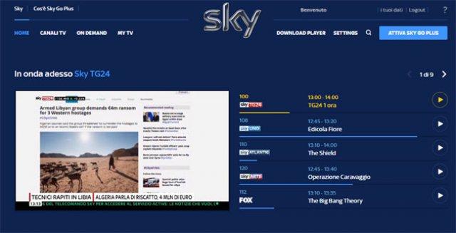 Sky Go Plus - Immagine 2