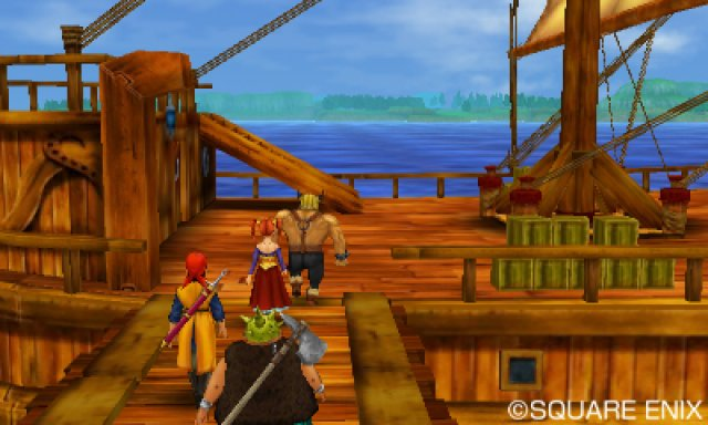 Dragon Quest VIII: L'Odissea del Re Maledetto - Immagine 2