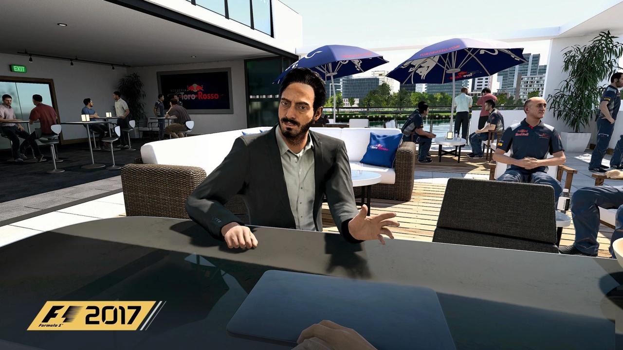 F1 2017: possibile un approdo su VR e Nintendo Switch?