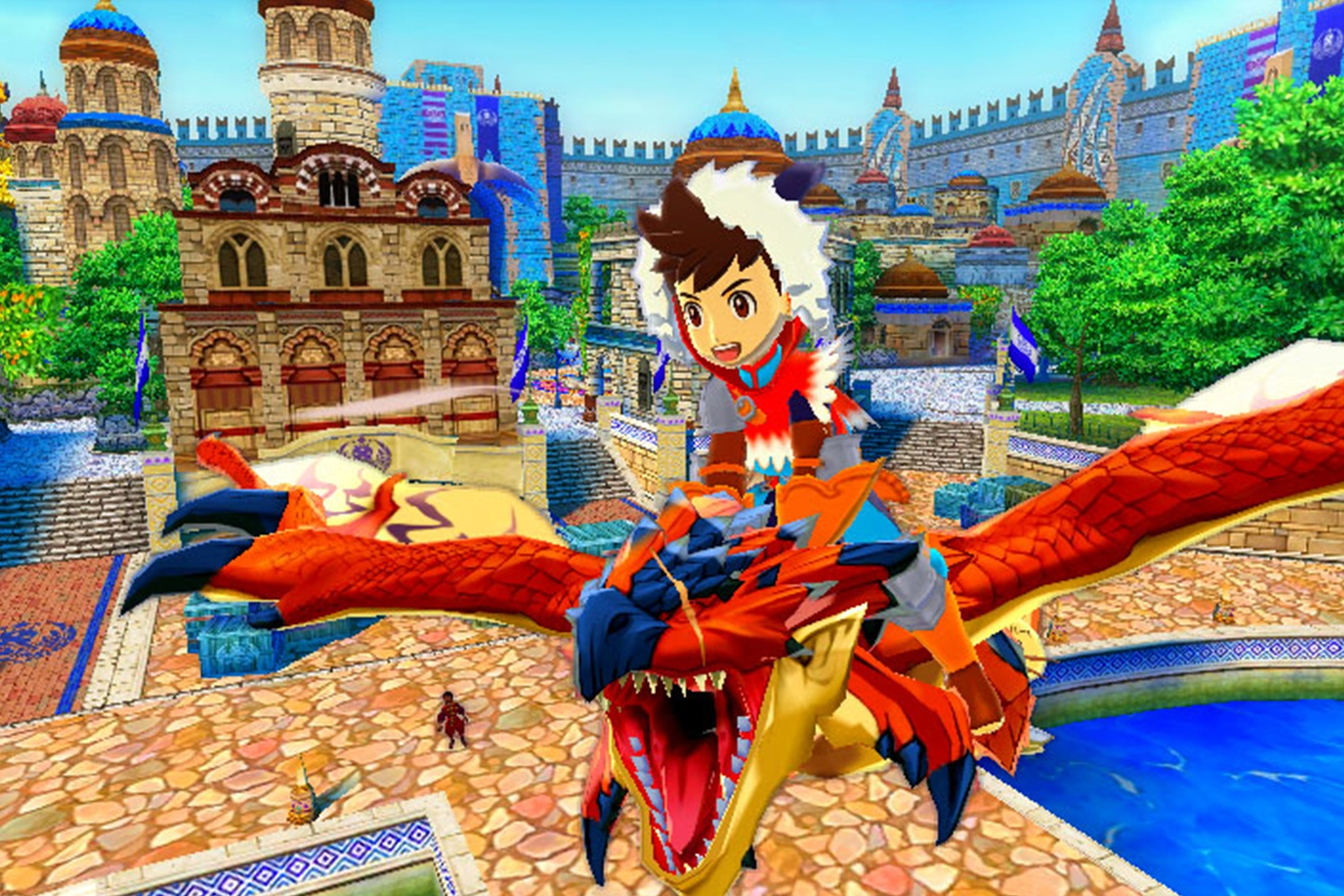 Monster Hunter Stories si mostra con il trailer di lancio