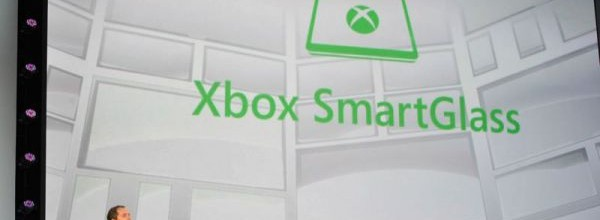 SmartGlass e i titoli first party