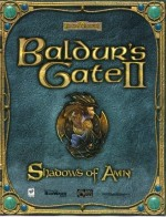 Copertina Baldur's Gate II: Shadows of Amn - PC