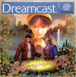 Copertina Shenmue II - Dreamcast
