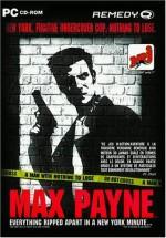 Copertina Max Payne - PC
