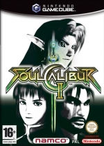 Copertina Soul Calibur II - GameCube