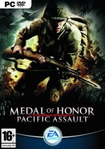 Copertina Medal of Honor Pacific Assault - PC