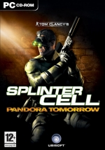 Copertina Splinter Cell: Pandora Tomorrow - PC