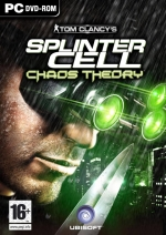 Copertina Splinter Cell: Chaos Theory - PC