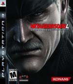 Copertina Metal Gear Solid 4: Guns of the Patriots - PS3