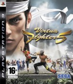Copertina Virtua Fighter 5 - PS3