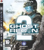 Copertina Ghost Recon Advanced Warfighter 2 - PS3