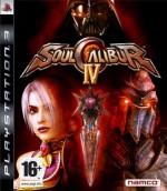 Copertina Soul Calibur IV - PS3