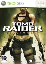Copertina Tomb Raider: Underworld - Xbox 360