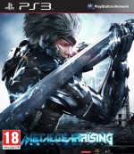 Copertina Metal Gear Rising: Revengeance - PS3