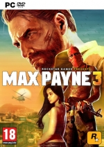 Copertina Max Payne 3 - PC