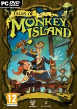 Copertina Tales of Monkey Island: The Trials and Execution of Guybrush Threepwood - PC