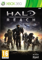 Copertina Halo Reach - Xbox 360