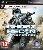 Copertina Ghost Recon: Future Soldier - PS3