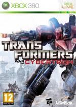 Copertina Transformers: War for Cybertron - Xbox 360