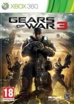 Copertina Gears of War 3 - Xbox 360
