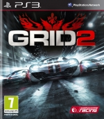 Copertina Race Driver GRID 2 - PS3