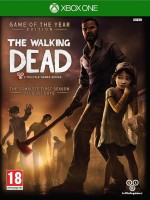 Copertina The Walking Dead - Xbox One