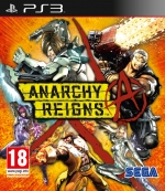 Copertina Anarchy Reigns - PS3