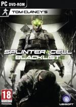 Copertina Splinter Cell Blacklist - PC