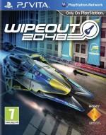 Copertina WipEout 2048 - PS Vita