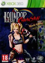 Copertina Lollipop Chainsaw - Xbox 360