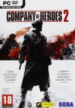 Copertina Company of Heroes 2 - PC