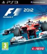 Copertina F1 2012 - PS3