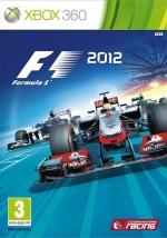 Copertina F1 2012 - Xbox 360
