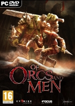Copertina Of Orcs and Men - PC
