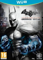 Copertina Batman Arkham City: Armored Edition - Wii U