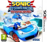Copertina Sonic & All-Stars Racing Transformed - 3DS