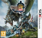 Copertina Monster Hunter 3 Ultimate - 3DS