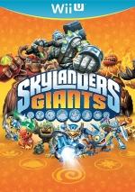 Copertina Skylanders Giants - Wii U