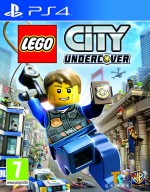 Copertina LEGO City Undercover - PS4