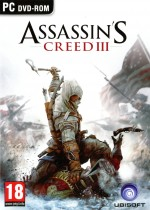 Copertina Assassin's Creed III - PC