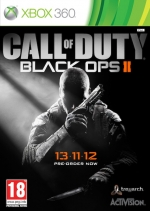 Copertina Call of Duty: Black Ops 2 - Xbox 360
