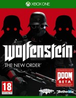 Copertina Wolfenstein: The New Order - PS4