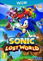 Copertina Sonic Lost World - Wii U