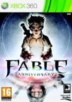 Copertina Fable Anniversary - Xbox 360