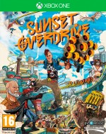 Copertina Sunset Overdrive - Xbox One