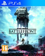Copertina Star Wars: Battlefront - PS4